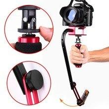 Sevenoak SK-W04 steady video smooth handheld stabilizer for dslr cameras camcorders Video handle Steadicam Camera Video DV DSLR