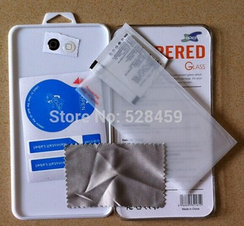 100pcs/lot  Premium 9H 2.5D Tempered Glass Screen Protector Protective Film  for huawei enjoy 7 p9 lite mini