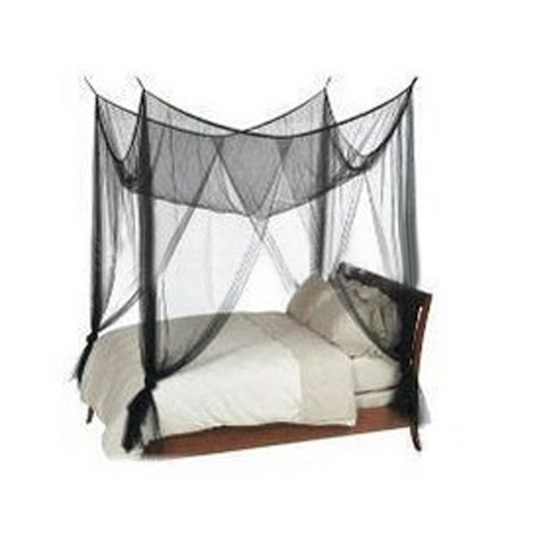Urijk 1Set Palace Mosquito Net Foor Door for Double Bed Folded Princess Mosquito Net Tent Top Quality Solid Home Bed Curtain