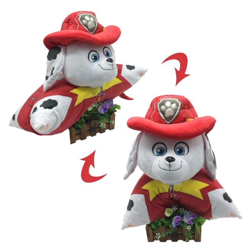 Nou Hot Anime Doggy jucărie de pluș 40cm Deformare pernă de pluș - Jucării moi și plușate