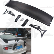 Car styling G Style For GT86 BRZ Carbon Fiber Rear Trunk wing spoiler For Subaru BRZ Toyota 86 GT86