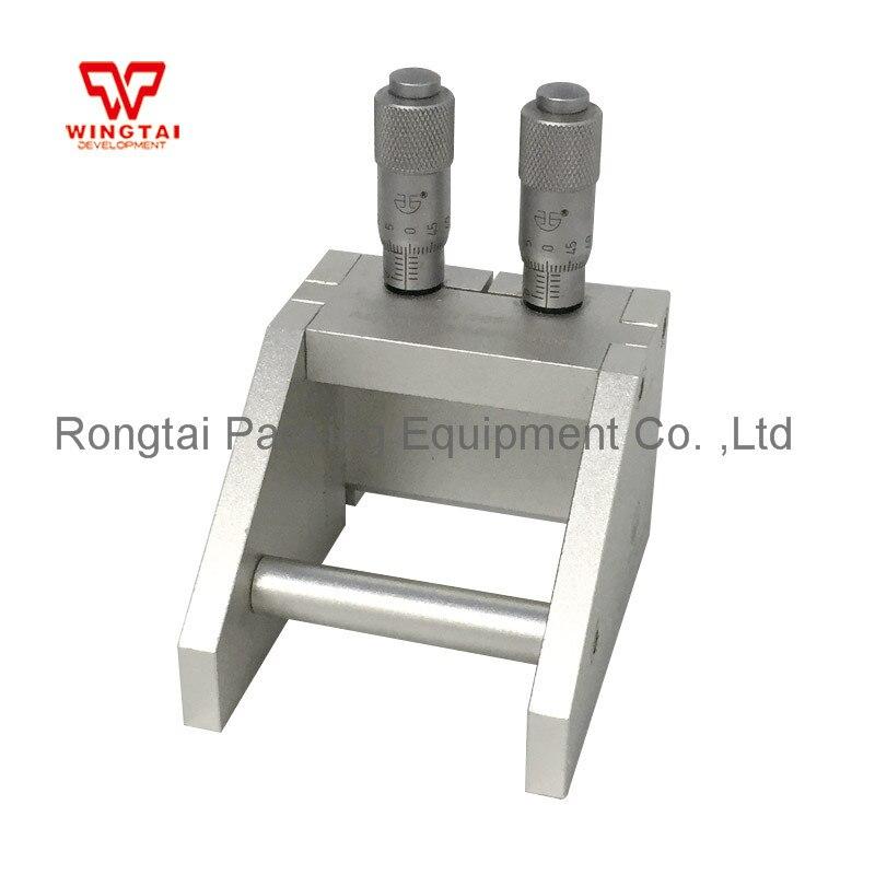 BGD209/1 Équipement De Laboratoire Réglable Humide Film Applicateur 0 ~ 3500um Efficace applicating largeur 50mm