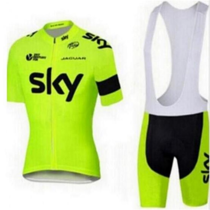 aliexpress.com - 2018 SKY Pro Team Cycling Jersey set MTB Bike Clothing  Ropa Ciclismo Bicycle Short sleeve Men Summer outdoor Jersey Fast drying -  imall.com b283ccf47