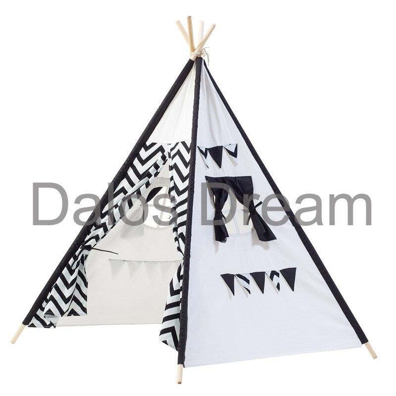 Dalos Dream Wholesale Play Tent Indoor Kids Tent Design Wigwam