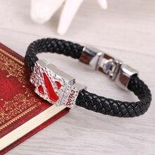 Dota Game Silver Bracelet
