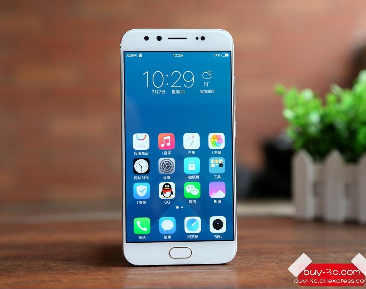 "bilder für VIVO X9 Snapdragon625 Dual SIM 4 GB RAM 64 GB ROM 5,5 ""1920*1080 Pixel 4G LTE Google Play Front Dual Kamera (20MP + 8MP) Front-"
