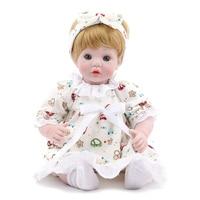 Реальные Reborn силиконовые куклы Baby 18 ''нормальное реалистичные мягкие виниловые куклы ручной работы игрушки для детей