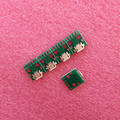 10 шт. MICRO USB к DIP адаптер 5pin Разъем B Тип печатной платы конвертер pinboard 2,54 - фото