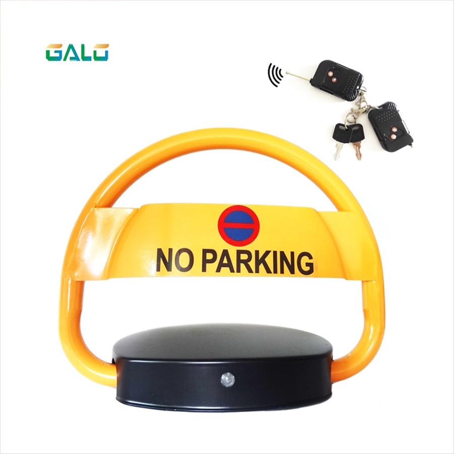 High Quality Remote Control Parking Bollard Lock