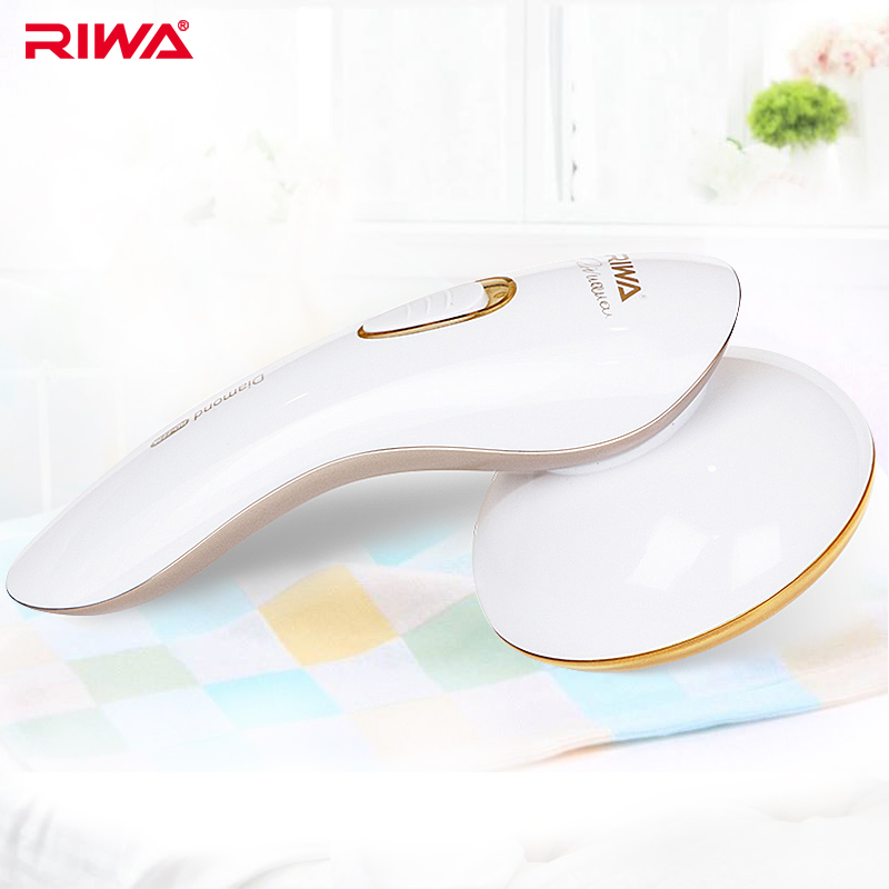 RIWA Electric Lint Removers With Clothes Rechargeable Knitting Machine Pellet Lint Shaver Fluff Pilling Remover Fabric Shaver