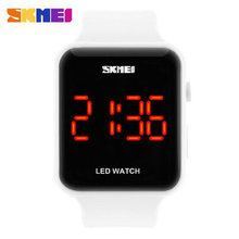New contracted sweethearts lover gift Waterproof China Led Watches Sport Fashion Style calendar digital electronic watch