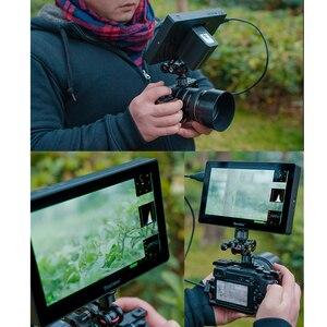 """Image 5 - Melhor visão r7 7 """"7 polegada display 4k hdmi, monitor lcd controle de toque tela de monitor no campo da câmera monitor dslr para câmeras de vídeo"""