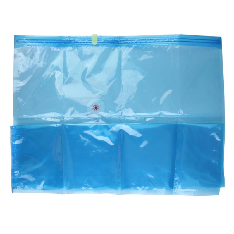 Small Size Vacuum Compression Bag Space Saver Wardrobe Quilt Blanket Vacuum Compressed Storage Bag