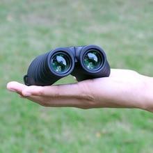 SVBONY 8×25 Binoculars SV10 Compact Fixed Focus Mini Telescope Multi-coated Porro Prism Glass  Portable for Traveling F9323