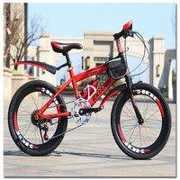 دراجة جبلية من الألومونيوم بسرعات 6 20 بوصة من الصلب الكربوني
