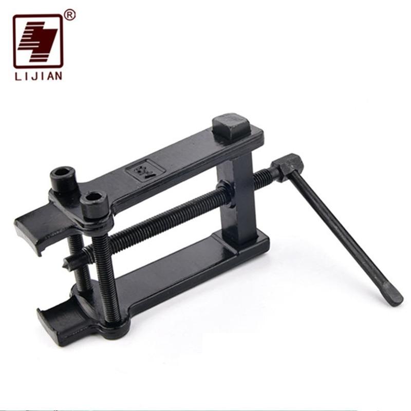 цена на LIJIAN 1 & 2  Two Claw Puller Separate Lifting Device Pull Bearing Auto Mechanic Bearing Rama Hand Tools For Car Repair Tool