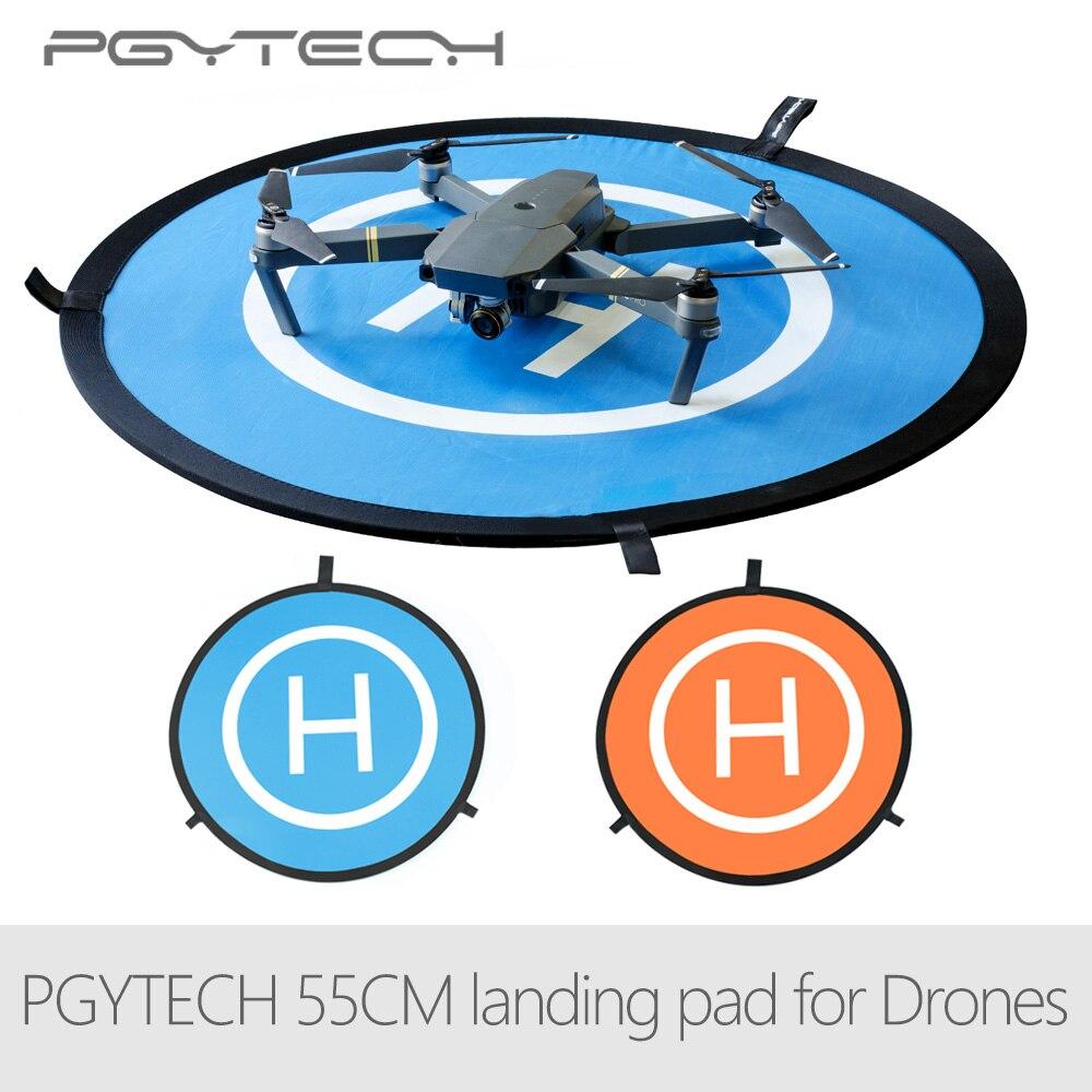 PGYTECH Fast-fold landing pad 55cm/75cm DJI Mavic pro DJI Spark Phantom RC Drone gimbal Quadcopter Helicopter drone Accessories
