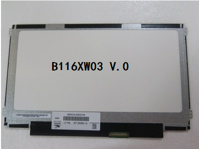 B116XW03 V.0  11.6 inch Laptop LCD screen, free delivery lp125wh2 slt2 12 5 inch notebook lcd screen free delivery