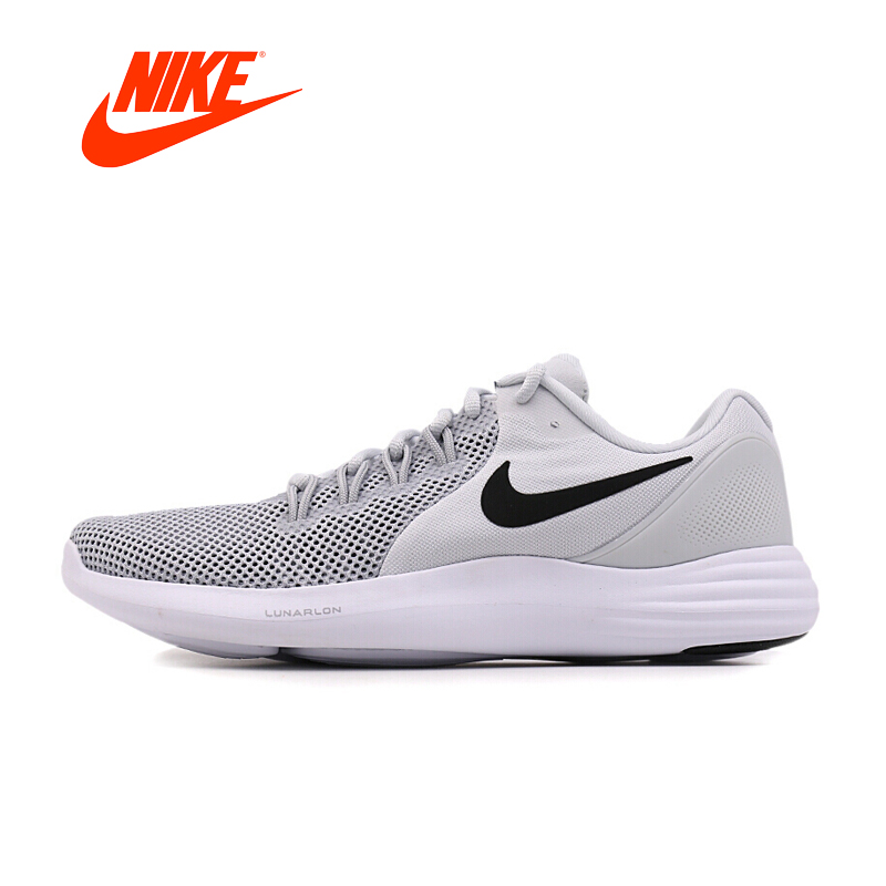 Original New Arrival Official NIKE LUNAR APPARENT Men's Running Shoes Sneakers Outdoor Sports Shoes 908987-001 official new arrival original nike lunar tempo 2 men s light running shoes sneakers