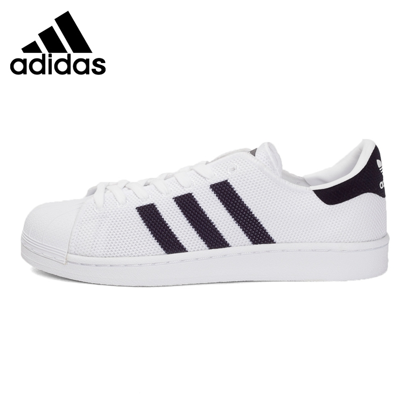 best sneakers 15d43 db64e ... Original de la Nueva Llegada 2017 Adidas Originals Superstar Unisex  Zapatos de Skate Zapatillas de Deporte ...