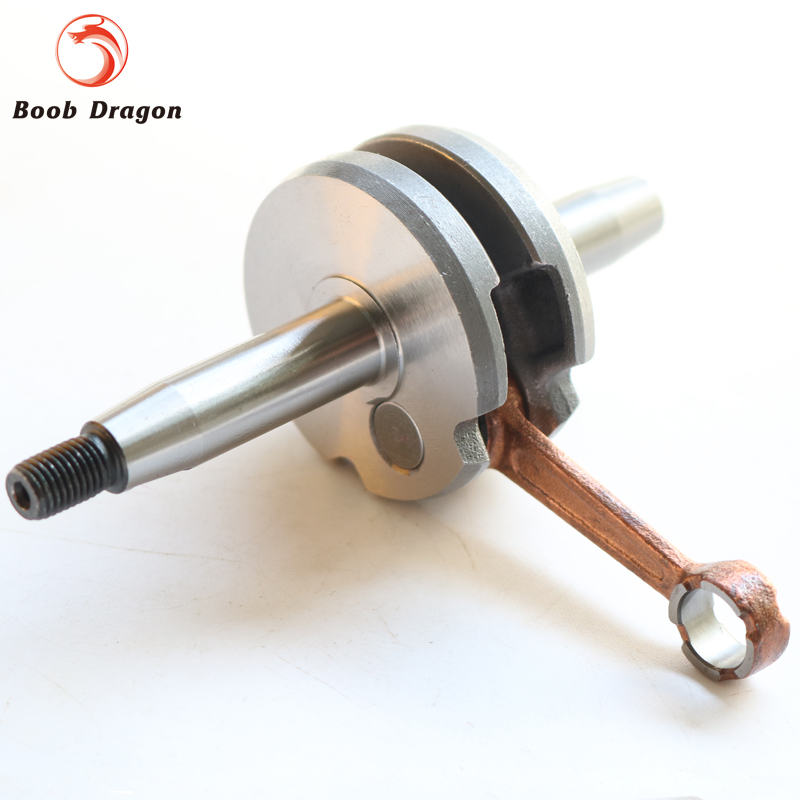 Crank Shaft For 26cc 29cc QJ Zenoah Gas Engine  G260PUM G290PUM straight row 29cc piston for high speed 29cc gasoline engine zenoah parts rc boat