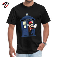 Men T-Shirt Doctor Mari Who Printed Tops Tees Glory Crew Neck Short Sleeve Tshirt Queen Band 3D T Shirt Lovers Day Cheap