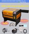 Top Selling Hoge Kwaliteit 4060 50 W 60 W 80 W 100 W Laser Cutter CO2 Laser Graveermachine Voor hout Acryl Rubber