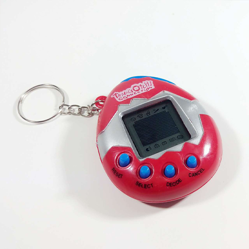 Virtual Pet Electronic Pets Toys Tamagot Elektronic Toys Virtual Cyber Pet Toy Funny Electric Toys For Kids Keychain Christmas