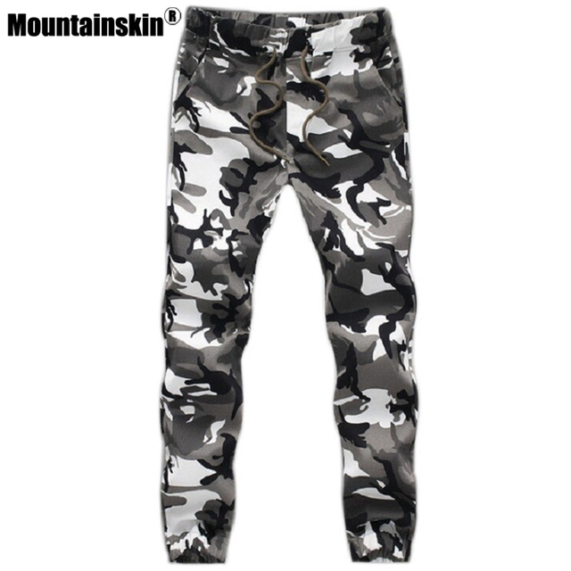 Leger Joggingbroek.Mountainskin Camouflage Tactische Broek Heren Joggers Camo Heren