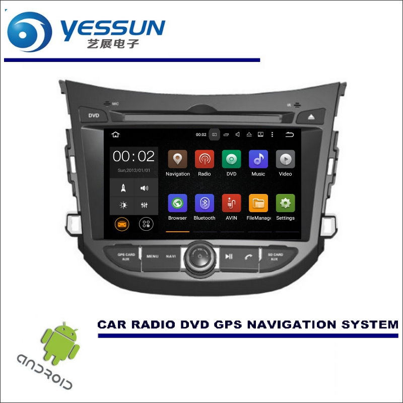 YESSUN Wince/système de Navigation multimédia de voiture Android pour Hyundai HB20 2012 ~ 2016 lecteur CD DVD GPS écran Radio stéréo HD Navi