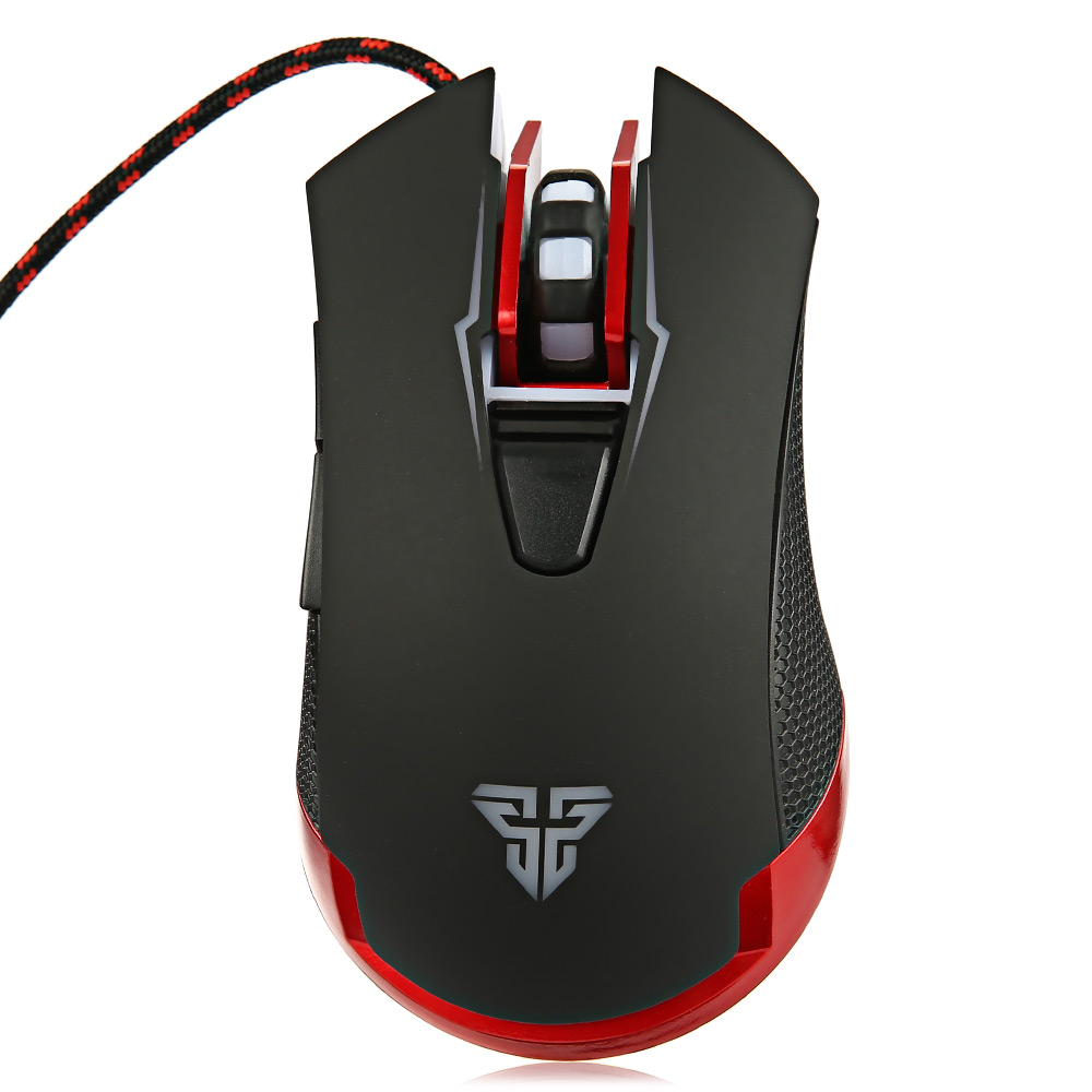 Fantech 2400DPI Wired Programmable 6 Buttons Professional Optical Mechanical Gaming Mouse