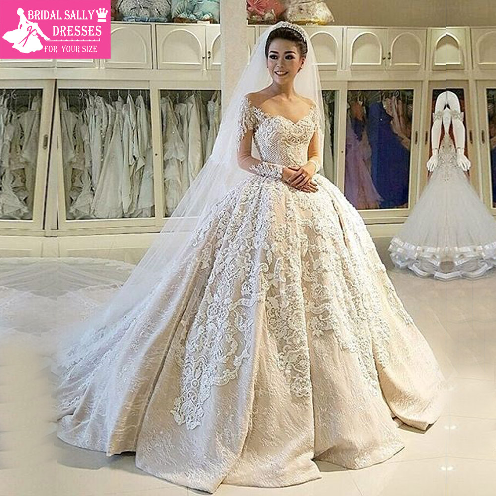 Romantic Wedding Dress Vintage Gown Robe De Mariage Alibaba China Online Lace With