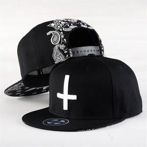 debe2796460 Summer Hip Hop Embroidery Snapback Baseball Caps Bone Hat