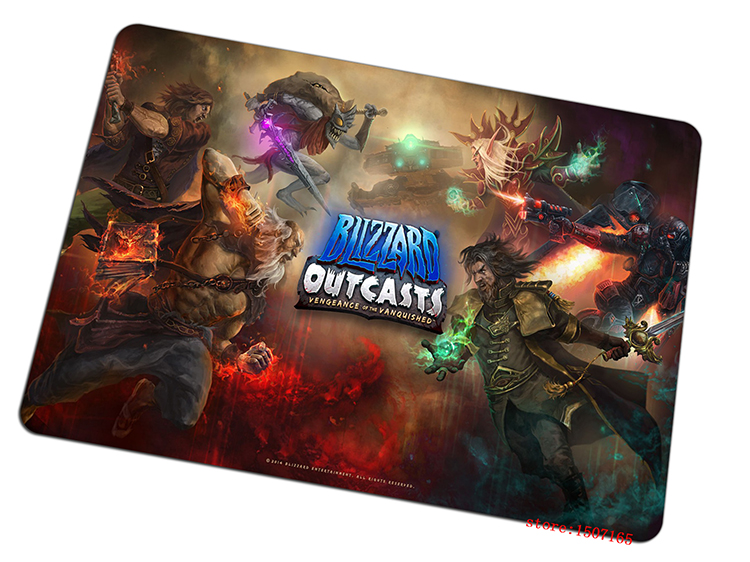Hearthstone mouse pad Fashion pad to mouse computer mousepad 2016 new gaming padmouse gamer to laptop keyboard mouse mats