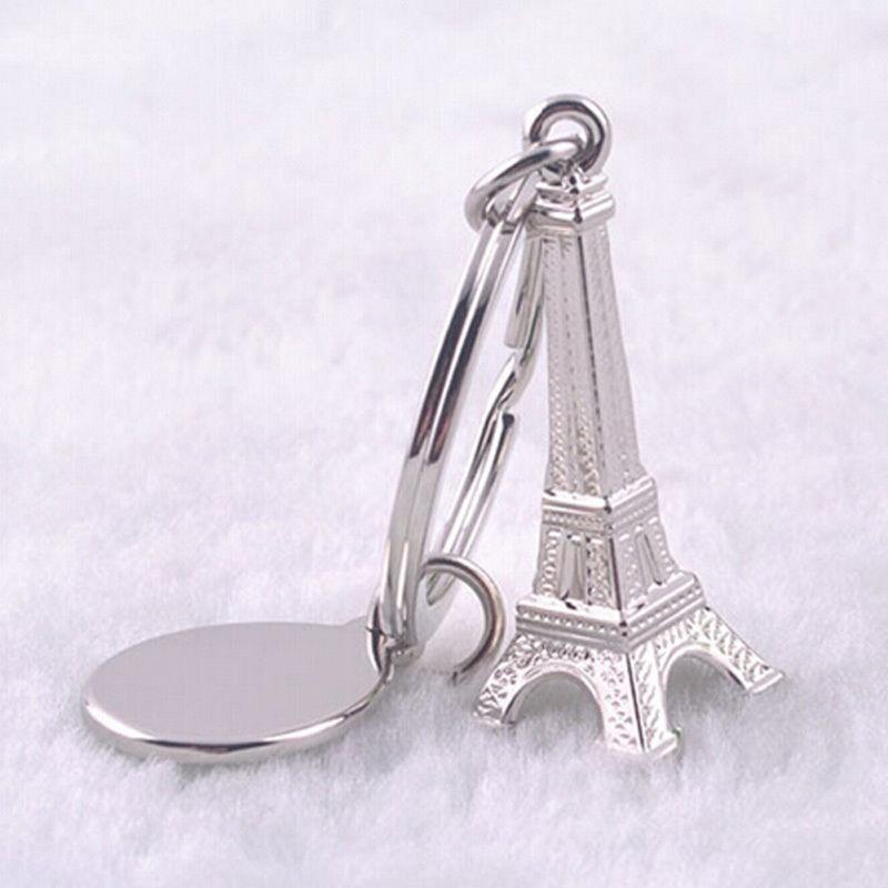 Tour Eiffel porte-clés pour clés Souvenirs Paris Tour porte-clés - Bijoux fantaisie - Photo 2