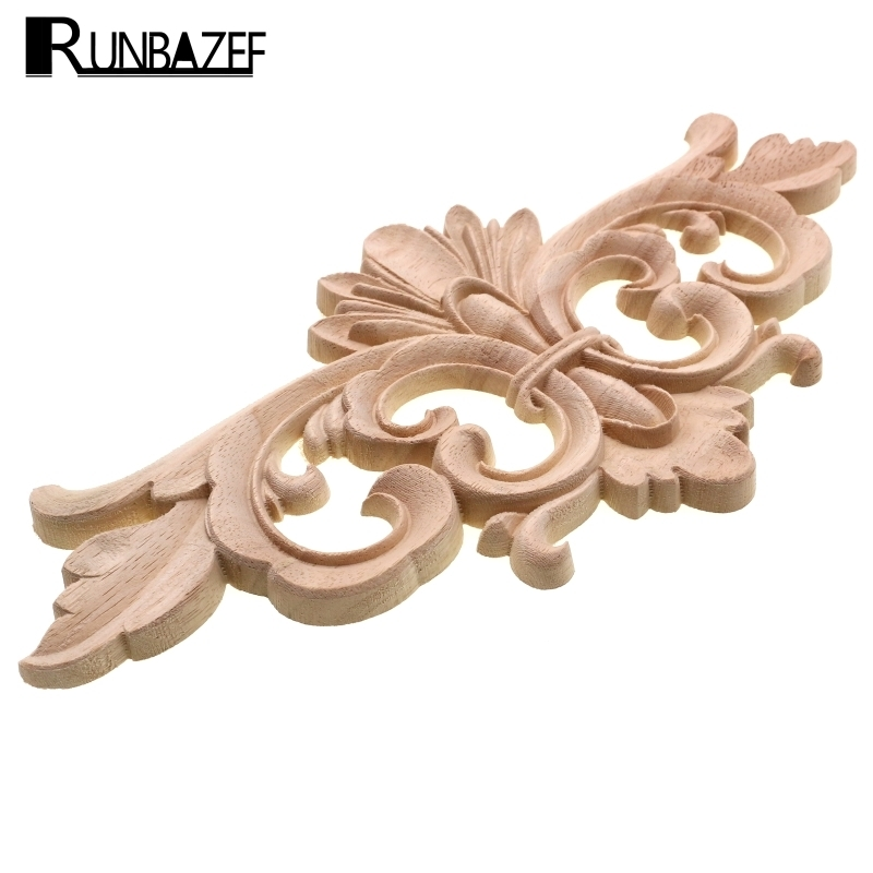 Compra molduras de madera decorativa online al por mayor - Molduras de madera ...
