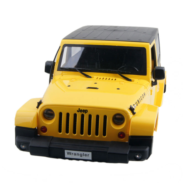 High Quality RC Rock Crawler 1:10 Jeep Wrangler Rubicon Car Shell for Axial SCX10 RC4WD D90 TAMIYA CC01 Hard Plastic Car Body