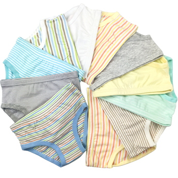 Underpants 9 Pcs/Lot 2-8Yo