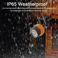 DAYTECH Bullet IP Camera Outdoor WiFi Network CCTV Surveillance Camera 720P HD Waterproof Night Vision IR