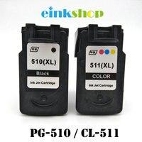PG 510 CL 511 Ink Cartridge For Canon pg510 pg 510 cl510 Pixma iP2700 MP250 MP270 MP280 MP480 MX320 MX330 MX340 MX350 Printer