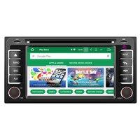 RoverOne для Toyota FJ CRUISER Секвойя Тундра CAMRY Android 8,0 Авторадио автомобильный мультимедийный плеер DVD Радио Стерео gps навигация