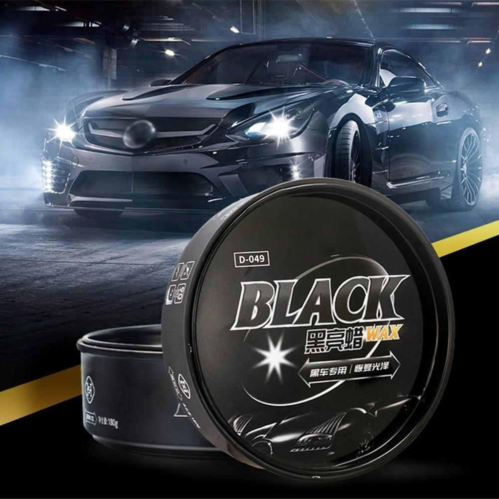 Senior Black  Car Wax Care Paint Waterproof Care Scratch Repair Car Styling Crystal Hard Car Wax Polish Scratch Remover