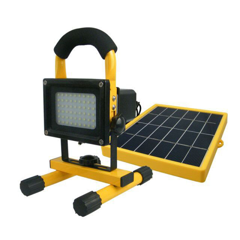 Us 80 99 Tamproad Solar Generator Kits Home Outdoor Waterproof Lighting System Flood Light Fooldlight For Fishing Driving Hiking Camping In