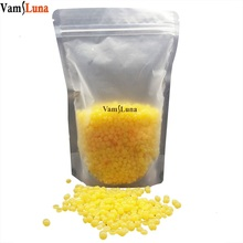 Depilatory Wax Pellet Brazilian Hot Film Hard Beans For Men Hair Removal No Strip Beads 250g