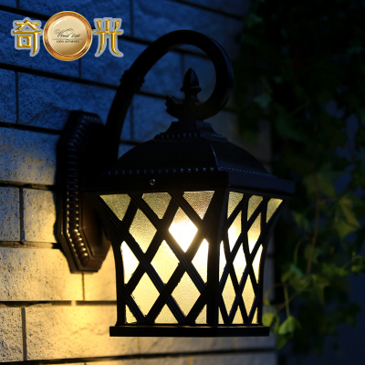 Classical Europe Outdor Wall Sconce