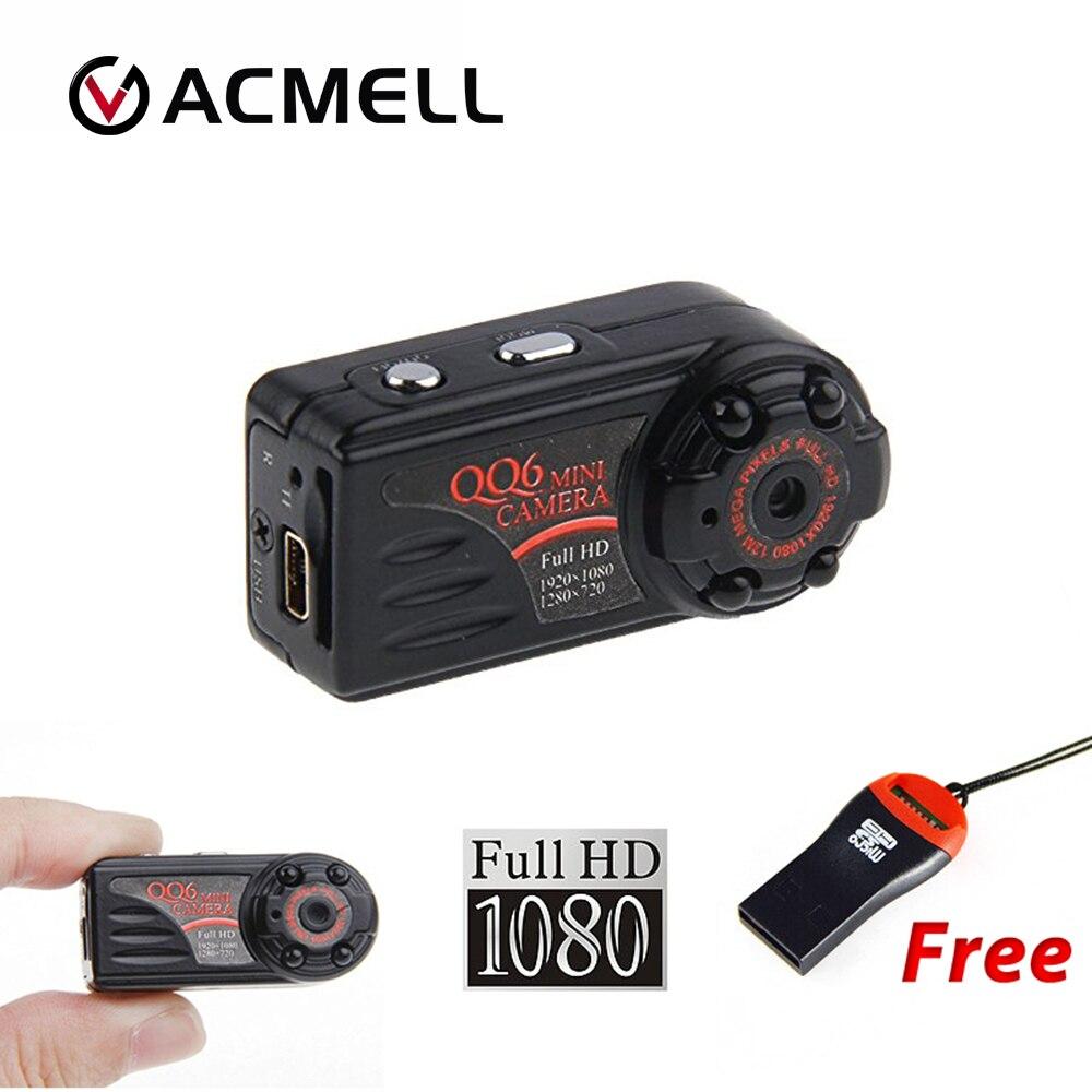 мини-камера обнаружения движения