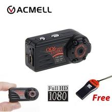 QQ6 Super Mini Câmera Full HD 1080 P Grande Angular Micro câmera com motion detection sensor mini dvr câmera night vision Camcorder