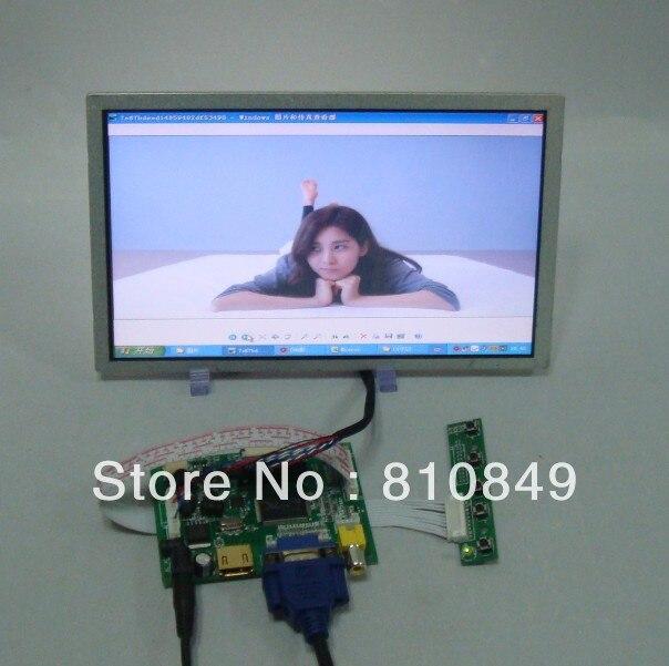 HDMI VGA 2AV LCD Control board+8.9