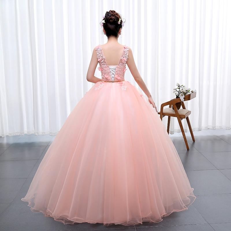Niedlich Koreanische Hochzeitskleider Ideen - Brautkleider Ideen ...