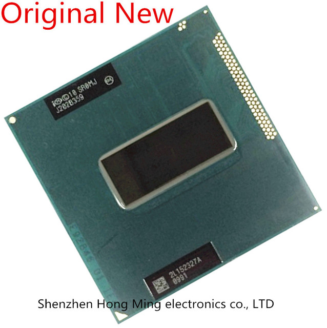 100% новый процессор i7-3820QM SR0MJ i7 3820QM PGA чипсет